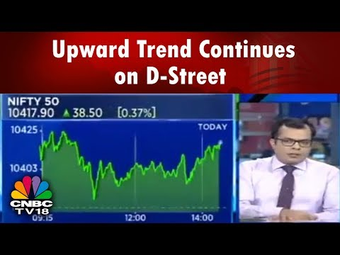 Closing Bell (10th Apr)   Upward Trend Continues on D-Street; Nifty Bank Continues to Outperform