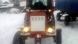Обзор трактора Т-25А2
