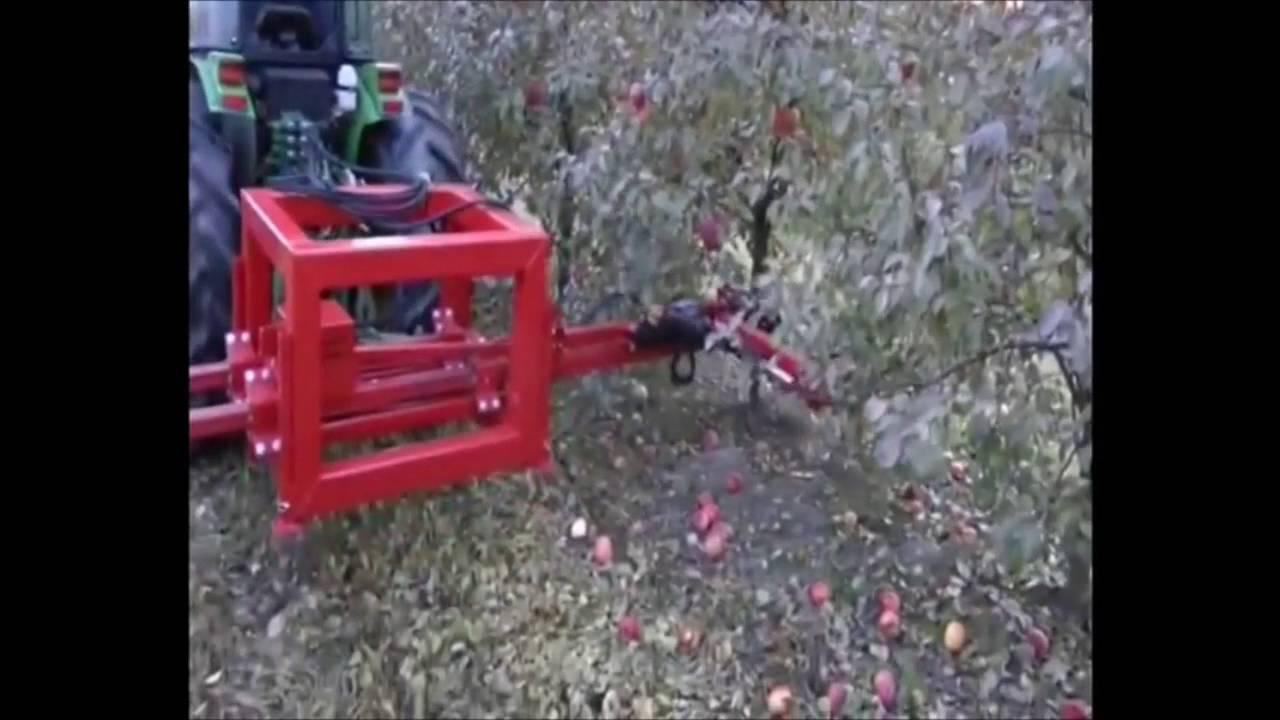 Feucht-Obsttechnik - VHM Mechanical Tree Shaker (1)