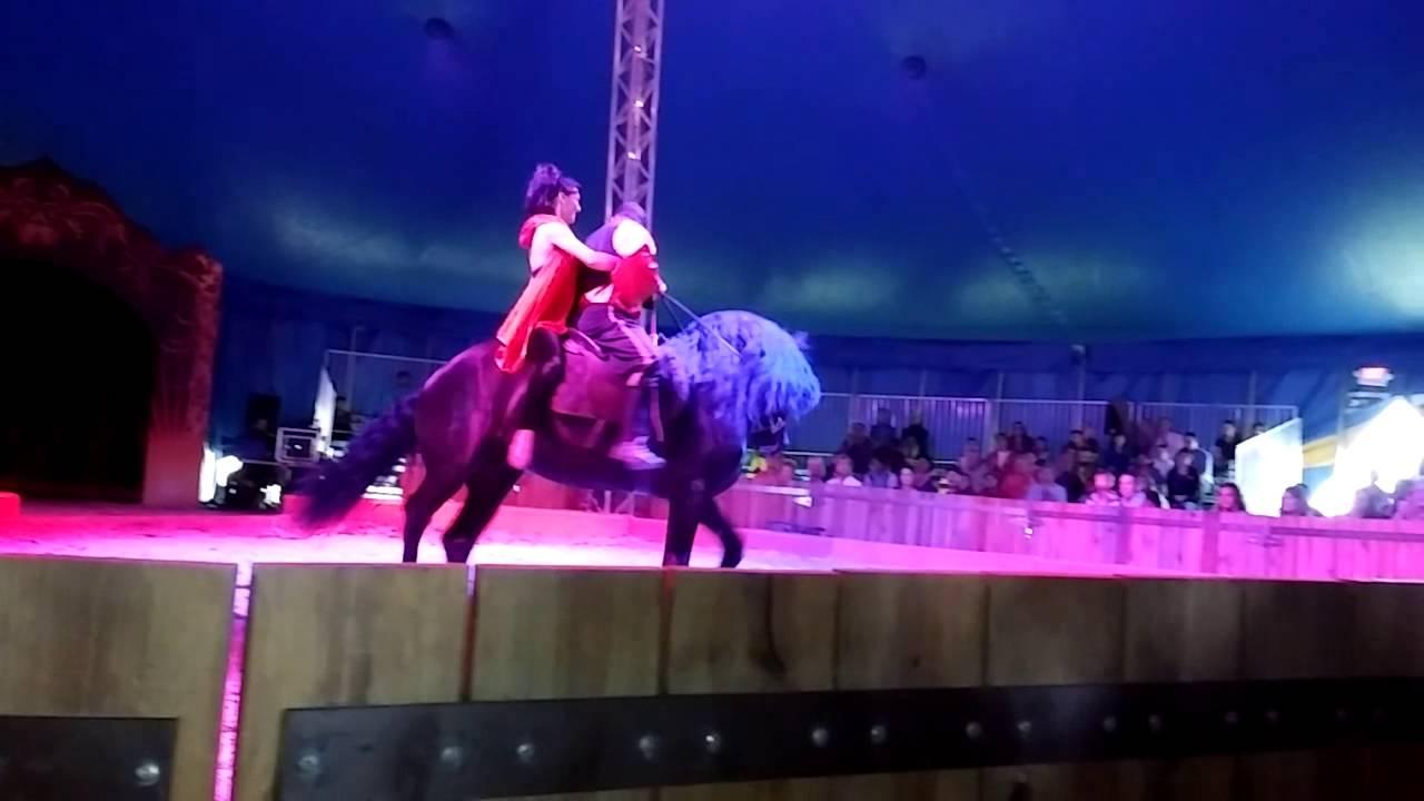 Cavallo Equestrian Arts Ma Ceo Circo Big Top Equestrian