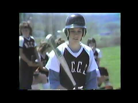 NCCS - Moriah Softball  5-10-86
