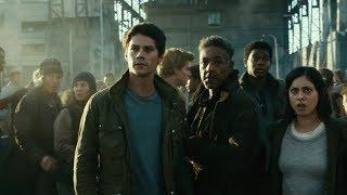 'Maze Runner: The Death Cure' Official Trailer (2018) | Dylan O'Brien, Kaya Scodelario