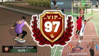 97 OVERALL UNFORGETTABLE MIXTAPE NBA 2K19