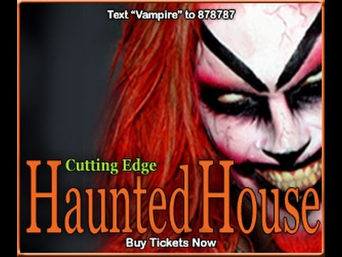 Cutting Edge Haunted House in downtown Fort Worth, TX