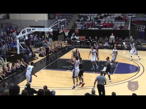 Men's Basketball: Arkansas State Highlights