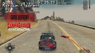 Gore reviews - Carmageddon: Reincarnation