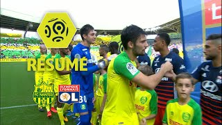 FC Nantes - Olympique Lyonnais (0-0)  - Résumé - (FCN - OL) / 2017-18