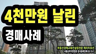 법원경매[119옥션] 4천만원 날린 경매실패사례/법원경…