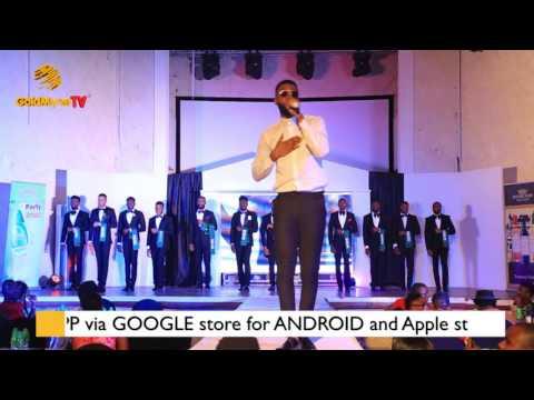 'RIC HASSANI' PERFORMED HIS HIT SINGLE 'GENTLEMAN' AT MR TOURISM NIGERIA 2016