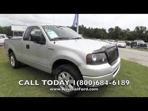 2007 ford f 150 xl regular cab charleston car videos. Black Bedroom Furniture Sets. Home Design Ideas