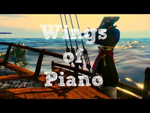 V.K. - Wings of Piano[Glenn's MusicBox] [ArcheAge Music]
