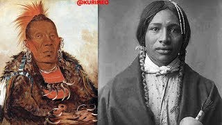 PART 2 // American Indian True Historic Descriptions and Never before seen Photographs & Images