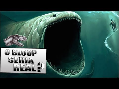 BLOOP O MAIOR ANIMAL JÁ REGISTRADO (AVISO SERIO NO VÍDEO)  ™