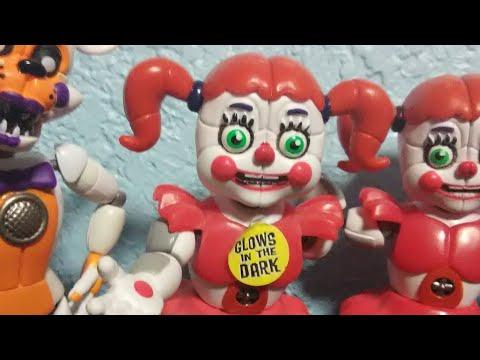 G.I.T.D Baby Funko Fnaf Sl Action Figure Reveiw! | Walgreens Exclusive