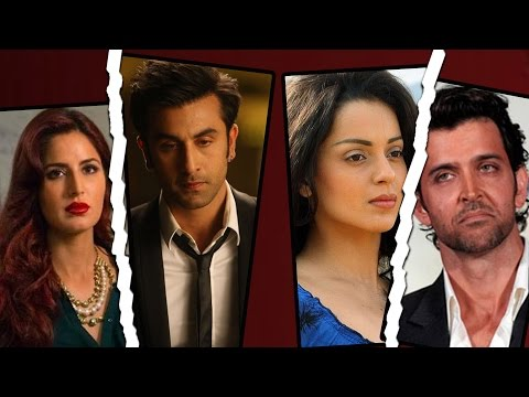 Ranbir-Katrina & Hrithik-Kangana's LOVE - HATE RELATIONSHIP | Love Ka Game Over | Episode 1
