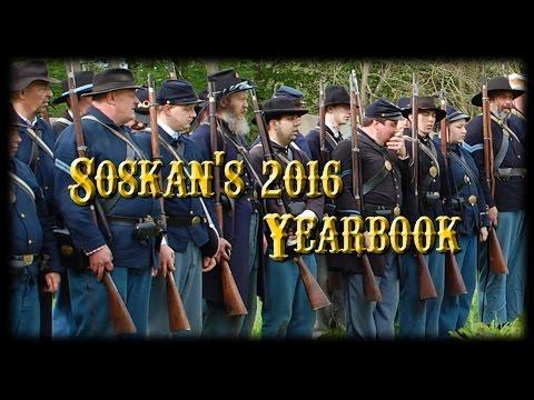 Soskan's 2016 Yearbook