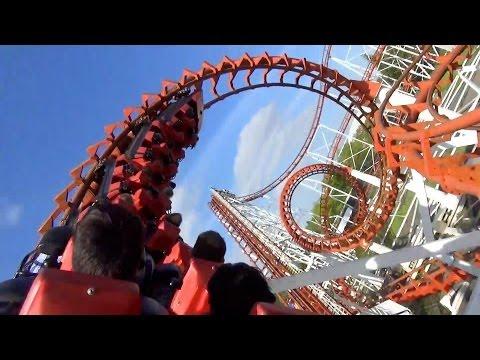 Final Destination 3 Roller Coaster POV Corkscrew Playland PNE Vancouver