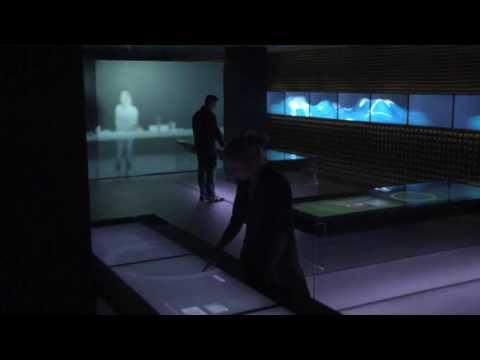 Roca Barcelona Gallery - Interactive Tables