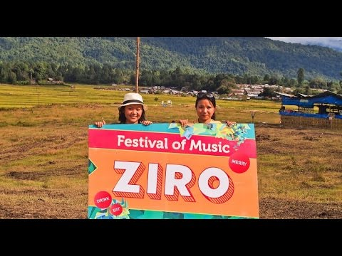 Camping & Accommodation at Ziro Music Festival