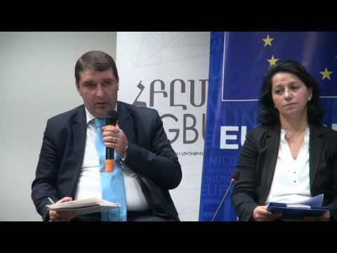 Public Discussion on Residential Energy Efficiency in Armenia