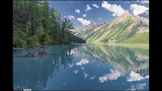 Одиночный двухнедельный поход по Алтаю или Путешествие в страну озер