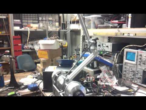 Robot Arm Malfunction