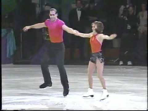 Isabelle Brasseur and Lloyd Eisler - 1995 Canadian Professional Championships AP from YouTube · Duration:  3 minutes 20 seconds