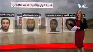 بالفيديو.. تعرف على هيكل خلايا تنظيم داعش الإرهابي في السعودية