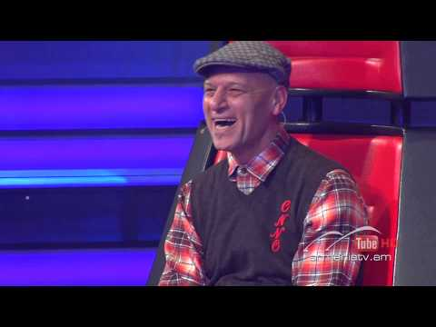 Gayane Arzumanyan, Stupid Girl By Pink - The Voice Of  Armenia - Live Show 5 - Season 1