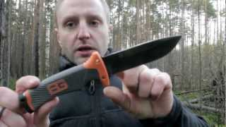 Gerber Bear Grylls Ultimate Survival Knife Облом.