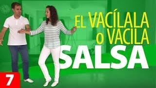 VACÍLALA o VACILA | Giro de Mujer de Salsa Estilo Cubano | Aprender a Bailar Salsa