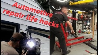 Automotive Technician tool Tricks and hacks for mechanics