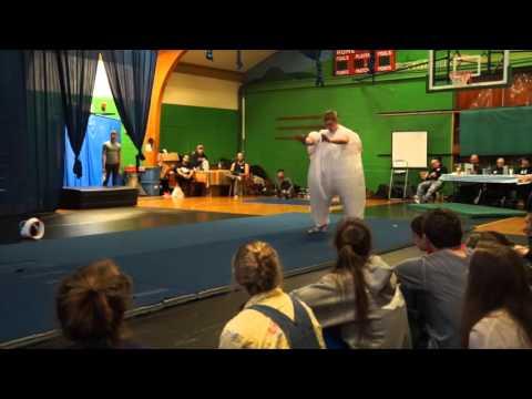 Cameron Zweir's Circus Smirkus 2016 Live Audition