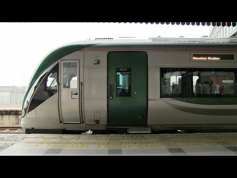 [HD] Various Trains at Various Locations in the Republic of Ireland!