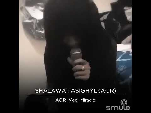 SHOLAWAT ASIGHYL PURGATORY COVER @AOR_Vee_miracle