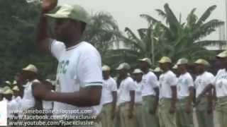 NYSC BATCH B 2012/2013 LAGOS STATE PARADE