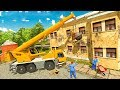 Demolish and Build Construction (by OneTen Games) Android Gameplay [HD]
