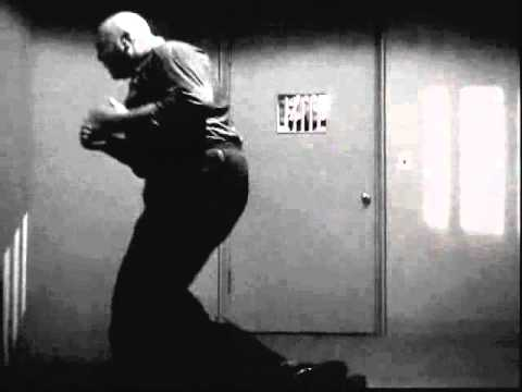 Insane Asylum Cage Match: Tor Johnson v. Richard Carlson