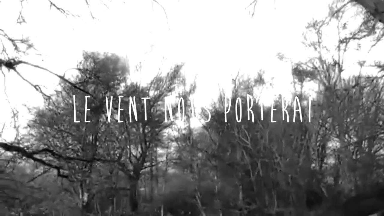 Le vent nous portera sophie hunger lyrics video with english translation chords chordify - Tablature le vent nous portera ...