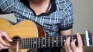 [Guitar Tutorial] - Hướng dẫn chơi Demons - Imagine Dragons