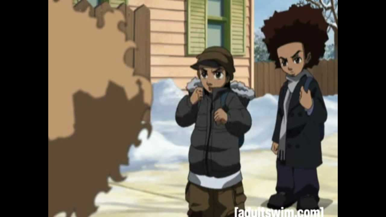 Boondocks - Letter to Santa Claus (Just Rims) - YouTube