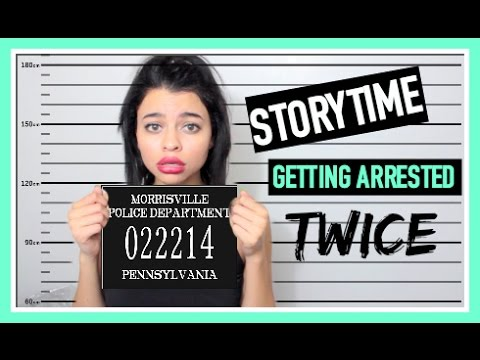 StoryTime: Police & Getting Arrested | Simplynessa15