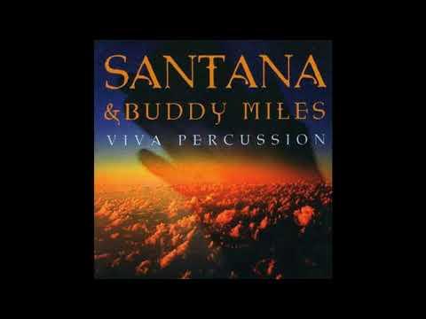 Santana & Buddy Miles Viva Percussion