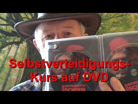 Selbstverteidigungskurs auf DVD