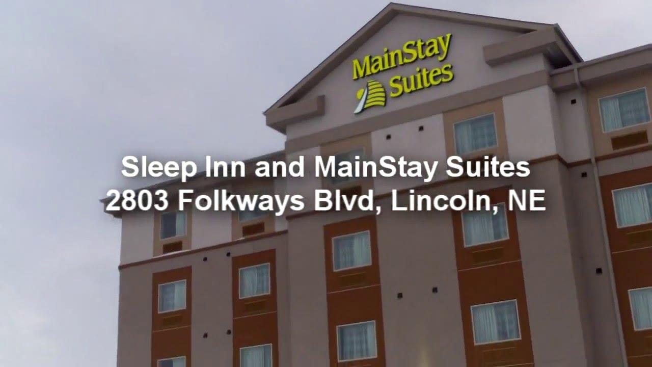 New Hotel S Quick Look Sleep Inn Mainstays North 27th Street Lincoln Ne