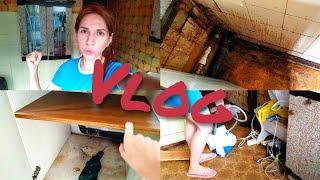 Расхламление колонки/ Мотивация на уборку/ Клопы и мебель/ Рабочий влог