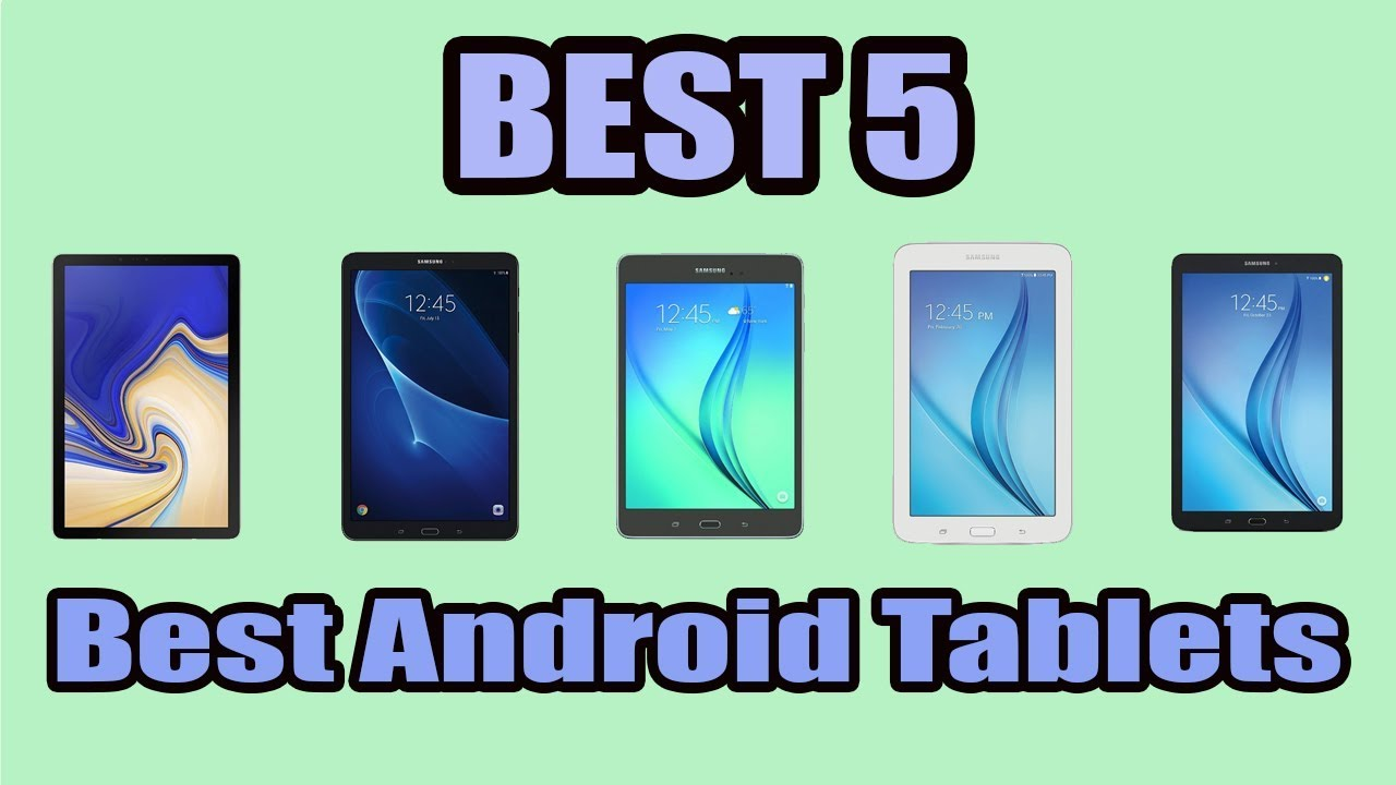 Best Android Tablet 2020.Best Android Tablets 2020 Amazon Touch Take