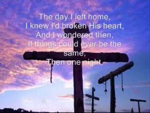 Phillips, Craig & Dean - When God Ran - Lyrics