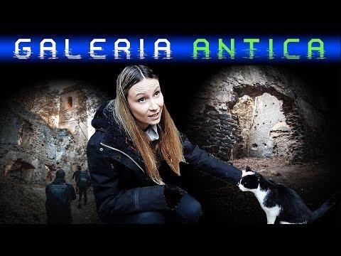 GALERIA ANTICA   IL PAESE FANTASMA