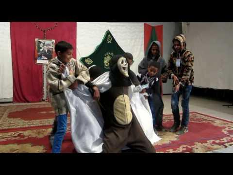 دار الشباب عرصة مولاى بوعزة مراكشmaison des jeunes moulay bouazza Marrakech